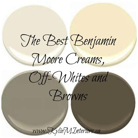 the best paint colours benjamin living rooms and neutral colors