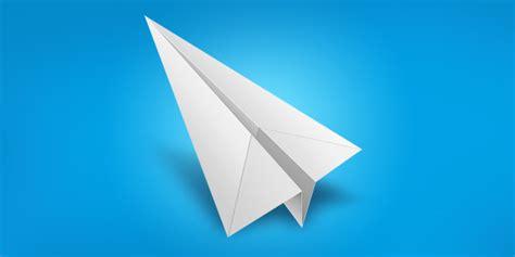 Paper Aeroplane - origami