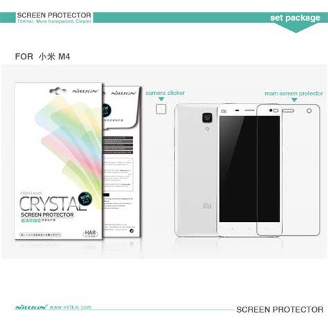 Coztanza Xiaomi M4 Screen Guard Clear Gloss Cr 1 nillkin clear anti fingerprint protective for