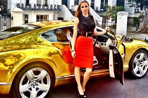 golden bentley russian with golden bentley gets notting hill neighbours