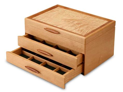 Handmade Jewellry Box - handmade wooden jewelry boxes for and
