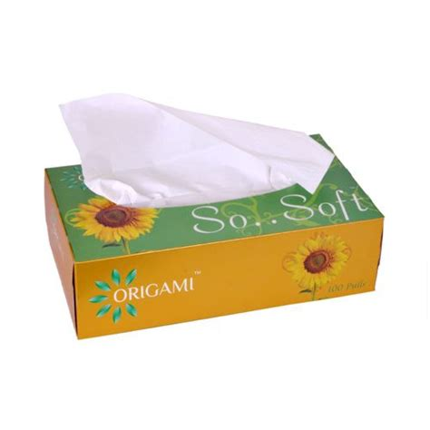 Origami Tissue Box - best grocery store in india save big on grocery