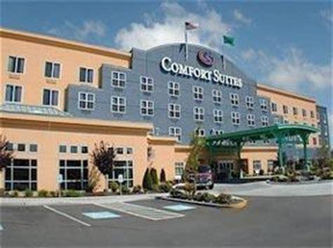 comfort suites tukwila (seattle)