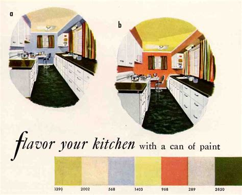 1948 was a year awesome retro kitchens and cary grant s house retro