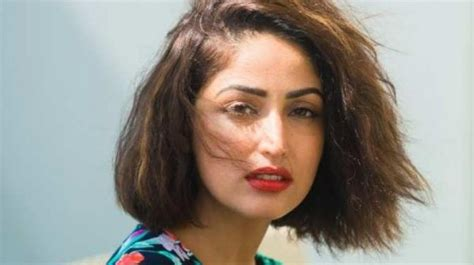 bollywood heroine yami vicky donor actress yami gautam believes in breaking the