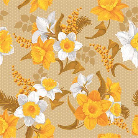 yellow floral pattern yellow floral pattern