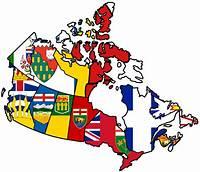 Provincial Map Of Canada  Google Search Socials Pinterest