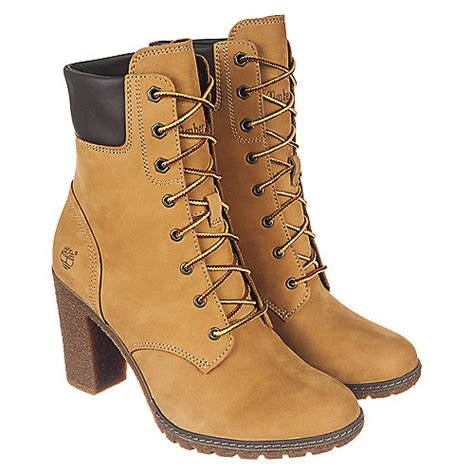 womens high heel timberland boots timberland glancy 6 in s low heel ankle boots