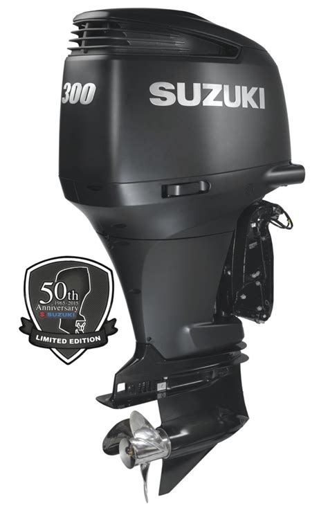 300 Suzuki Outboard For Sale Limited Edition Matte Black Suzuki Df300 Talon Marine
