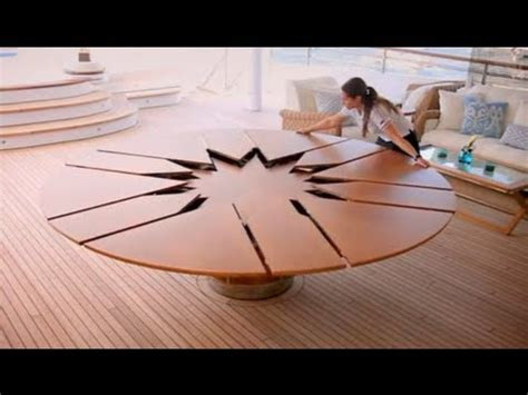 Cool Dining Room Tables The World Most Expensive Table 50 000 Expanding Table