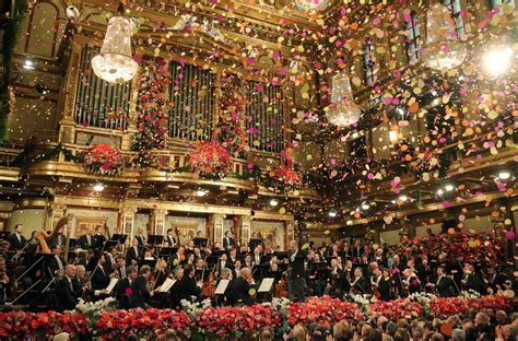 new years concert vienna s new year concert album beautiful pictures from