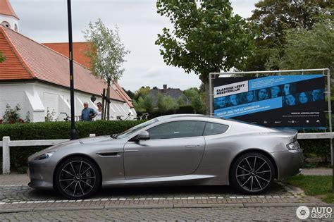 Aston Martin Db9 Bond by Aston Martin Db9 Gt 2016 Bond Edition 9 August 2016