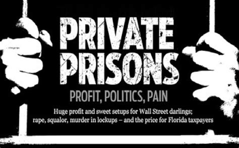 times of ahmad: usa: private prison company is getting