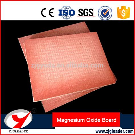 color of magnesium color magnesium oxide boards made in china buy