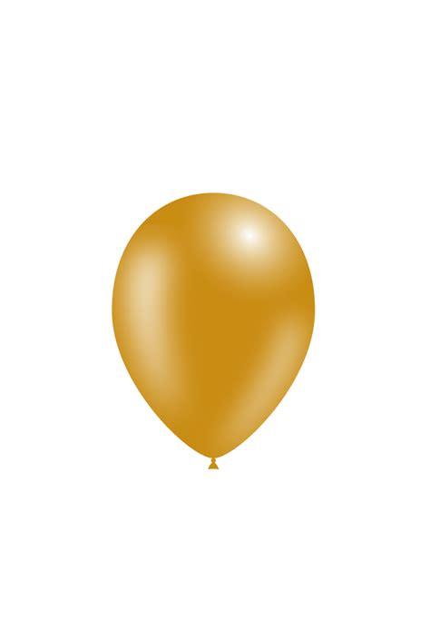 imagenes en png de globos globos 10u metalizados dorado 28cm