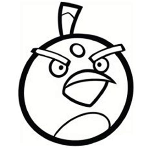 angry birds bomb coloring pages angry birds printables angry birds character coloring