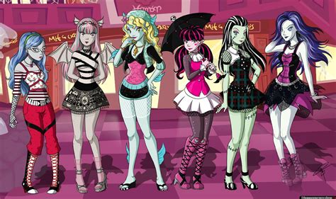 imagenes vectores monster high fondos de pantalla de monster high colorear a heidi