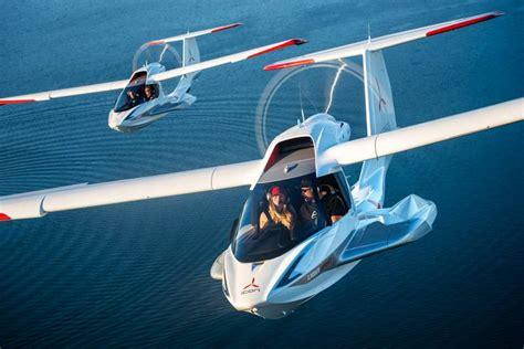 icon boat plane the icon seaplane experience wordlesstech