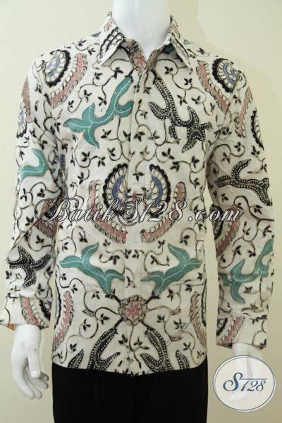 Batik Tulis Motif Babon Angkrem baju batik tulis warna putih motif klasik babon