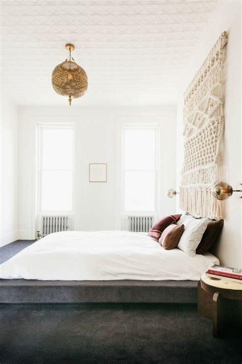 ideas  bed  headboard  pinterest