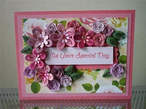 Special Handmade Cards - handmade birthday cards for someone special www pixshark