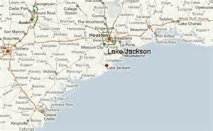 map of lake jackson lake jackson location guide