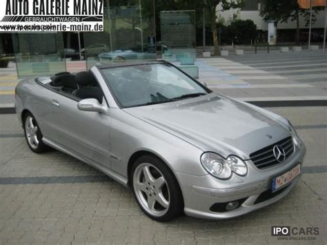 how it works cars 2003 mercedes benz clk class free book repair manuals 2003 mercedes benz clk 500 convertible avantgarde amg styling ex works car photo and specs