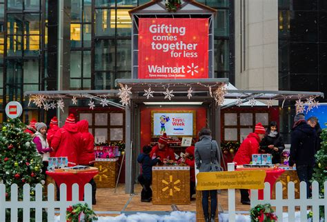 walmart launches first of its kind festive holiday