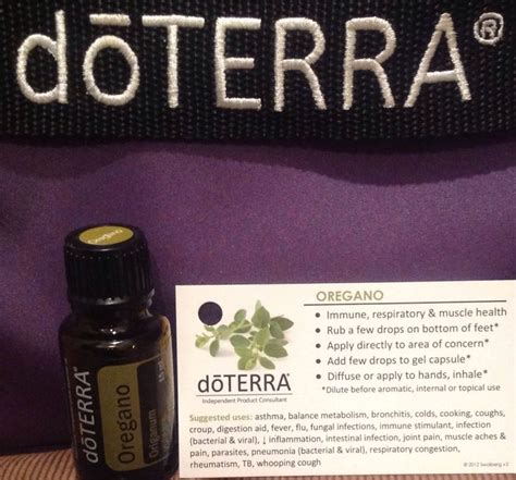 Doterra Oregano Detox by 10 Best Essential Oregano Images On