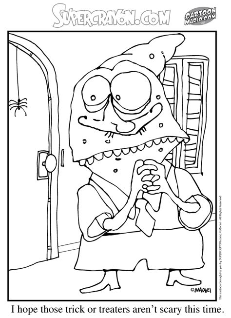 halloween horse coloring pages headless horse man coloring pages