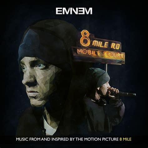 8 miles eminem film gratuit eminem 8 mile album cover on behance