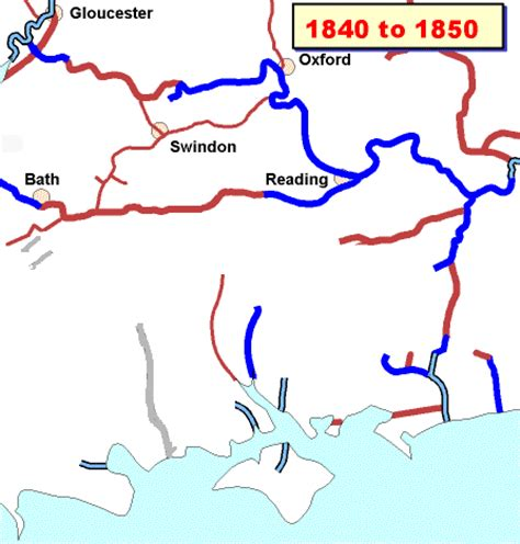 waterways of england and wales: their history in maps