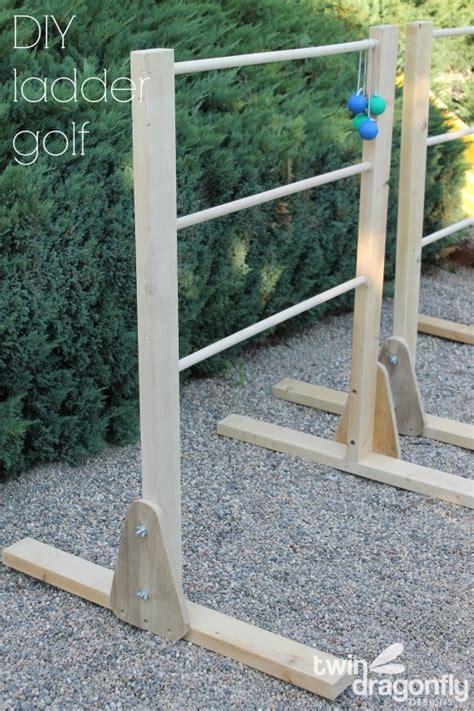 diy wooden games diy ladder golf game 187 dragonfly designs