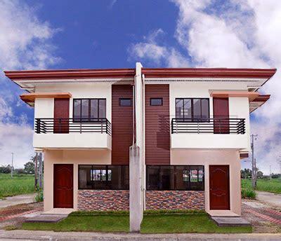 duplex house design in philippines modern beautiful duplex house design future home designs