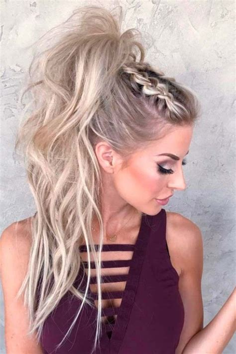 Going Out Hairstyles For Long Fine Hair | 20 stylish 18th birthday hairstyles 2017 for parties