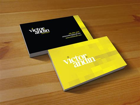 design name card victor andin design name card victor andin design
