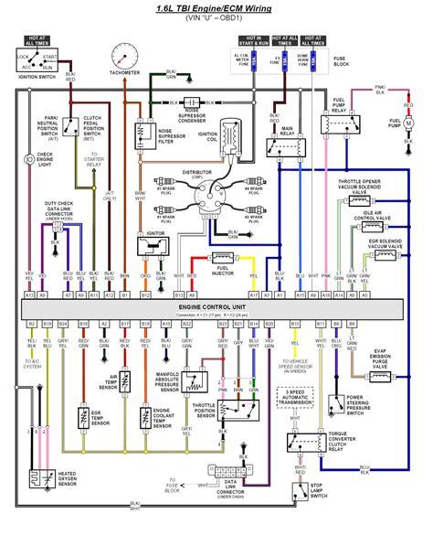 suzuki sidekick wiring diagram geo tracker dash wiring
