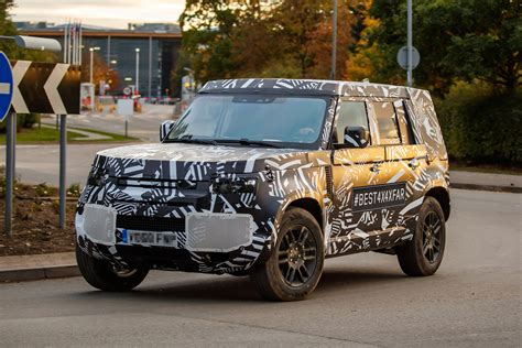 New Land Rover Defender 2020 by New Land Rover Defender Due In 2020 Details Auto