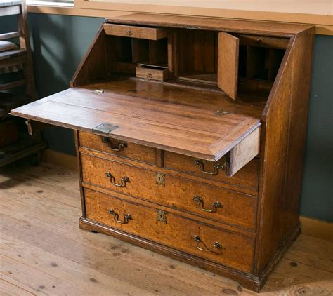 solid wood secretary desk antique french drop front solid wood secretary and chest