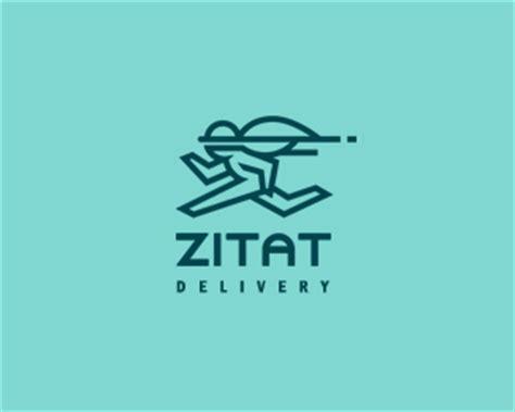 design logo running logo design running