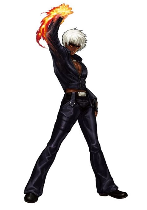 xiii the art of the king of fighters xiii concept art
