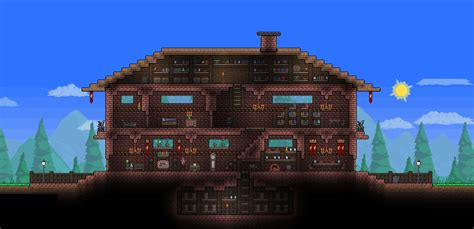 how to make a house in terraria cool house most widely used home design