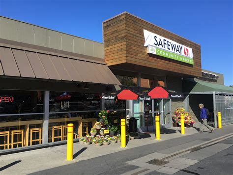 Safeway Background Check 2 Safeway Community Markets Formerly Andronico S Now Open In Berkeley