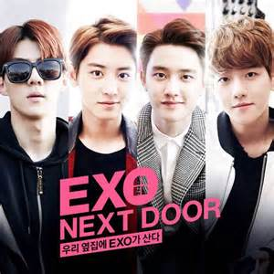 exo next door korean film video korean web drama quot exo next door quot hancinema
