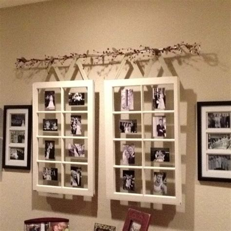photo framing ideas 25 best ideas about old window shutters on pinterest