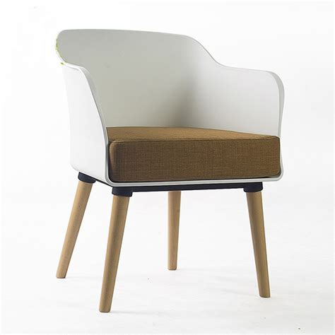 Shop Dining Chairs Coffee Shop Dining Chair Causal Chair Pp Fashion Creative Armchair In Dining Chairs From