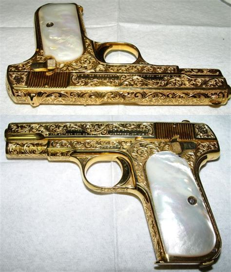 wallpaper gun gold good looking killers j4h magazine