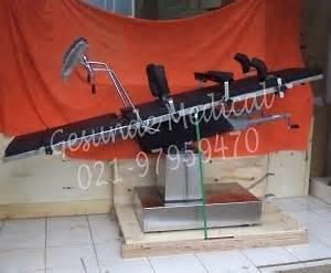 Ranjang Hidrolik by Jual Meja Operasi Manual Universal 3008a Toko Medis Jual
