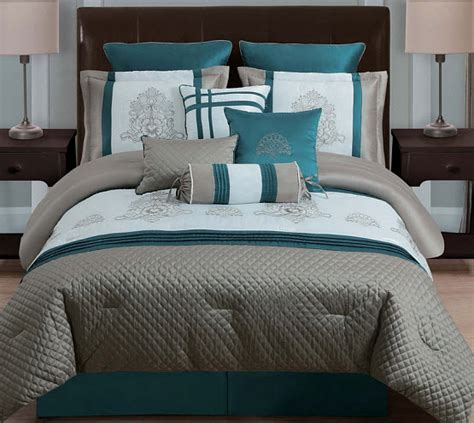 white and teal comforter teal and white bedding 28 images modern bedroom