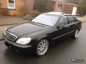 2001 Mercedes S 500 2001 Mercedes S 500 Fully Equipped Car Photo And Specs